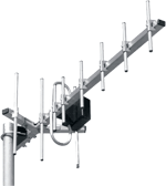 Антенна усиления GSM Locus L 030.10 k 824-960 МГц, кабель  10 м,