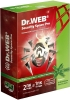 Dr.Web Security Space Pro 2ПК/2 года