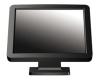 """Монитор LCD 15"""" MapleTouch MP155, сенсорный (COM), черный"""