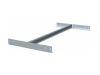 Продольный разделитель для металлического стеллажа серии МС (МС-